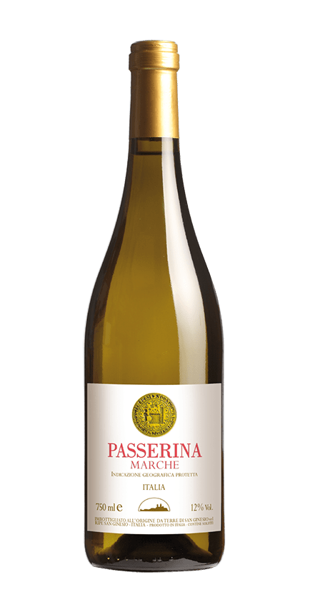 bottle wine passerina